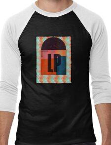 Vinyl Record Love Men's Baseball ¾ T-Shirt