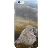 In The Clouds On Errigal iPhone Case/Skin