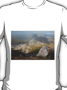 In The Clouds On Errigal T-Shirt