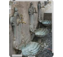 Ancient Ablution Fountains iPad Case/Skin