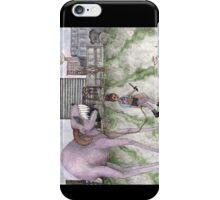 Gareth & Imelda the Travelers iPhone Case/Skin