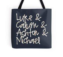 L&C&A&M FLORAL Tote Bag