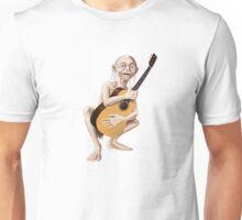 Guitar Gollum Unisex T-Shirt