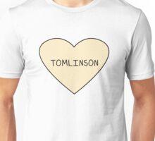 TOMLINSON HEART Unisex T-Shirt