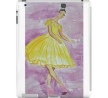 La Belle Noir iPad Case/Skin
