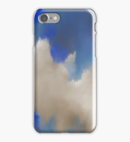 Clouds & Blue Sky Shining on Me iPhone Case/Skin