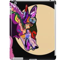 Pink Werewolf iPad Case/Skin