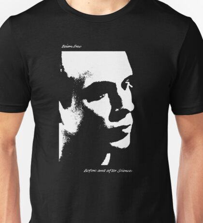 Briano Eno - Before and After Science Unisex T-Shirt