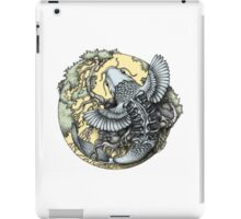 Scale & Feather iPad Case/Skin