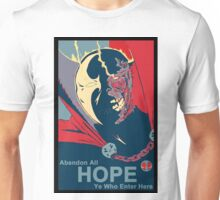 Abandon All Hope Unisex T-Shirt