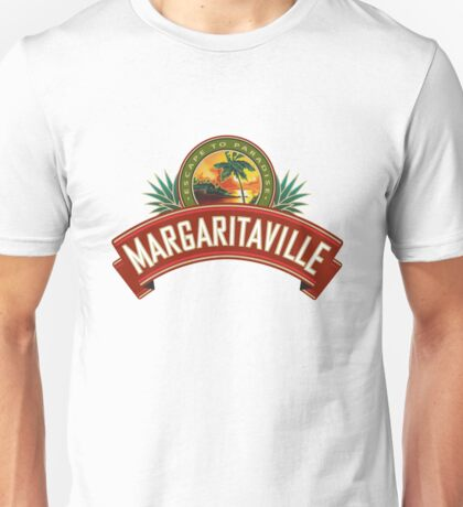 Jimmy Buffett Escape to Paradise Margaritaville Unisex T-Shirt
