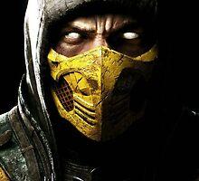Mortal Combat - [Scorpion] by Akuji