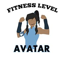 Fitness Level: Avatar by seasofstars