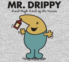 Mr. Drippy One Piece - Long Sleeve