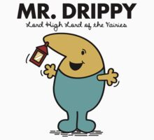 Mr. Drippy Kids Tee