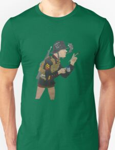 Getting Lodged in the woods. T-Shirt