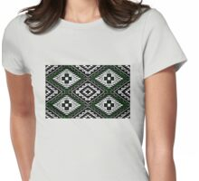 Vintage Green   Womens Fitted T-Shirt