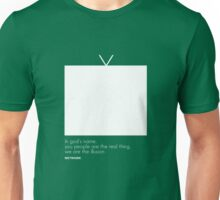 Network Movie Quote Unisex T-Shirt