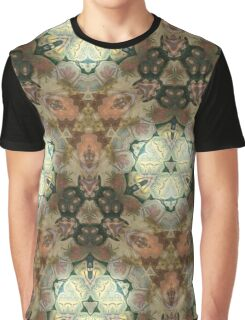 Mosaic  Graphic T-Shirt