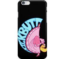 Kick Butt Peach iPhone Case/Skin