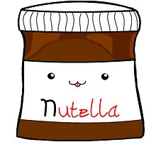 Nutella by rosetheunicorns