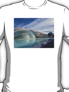 Valencia City of Arts and Sciences T-Shirt