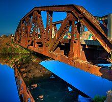 Bridge to Yesterday by njordphoto