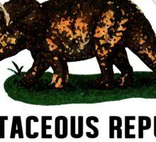 Cretaceous Republic Sticker