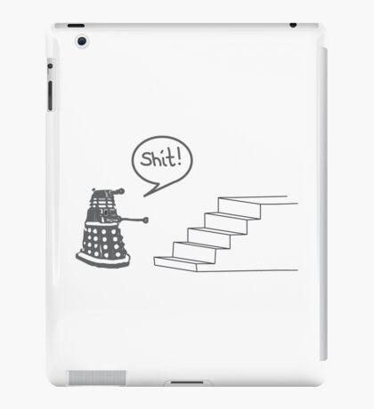 Shit Dalek iPad Case/Skin