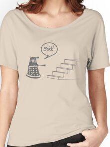 Shit Dalek Women's Relaxed Fit T-Shirt