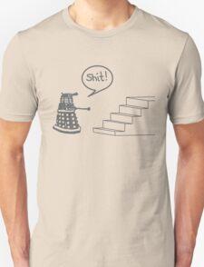 Shit Dalek Unisex T-Shirt