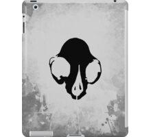 Crux (Black) iPad Case/Skin