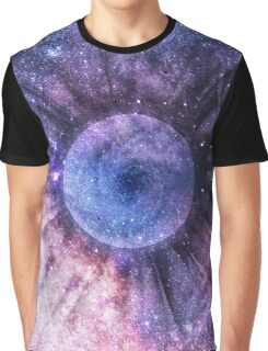 Sun moon eclipse Graphic T-Shirt