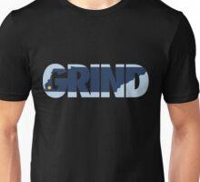 Grind State (Dark Blue) Unisex T-Shirt
