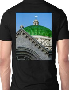 Cathedral Basilica of Saint Louis Study 9  Unisex T-Shirt