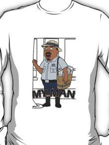 Rick and Morty - My Man! T-Shirt