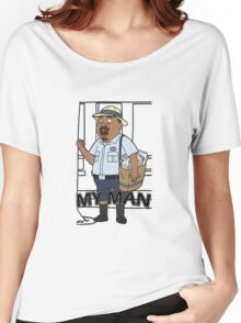 Rick and Morty - My Man! Women's Relaxed Fit T-Shirt