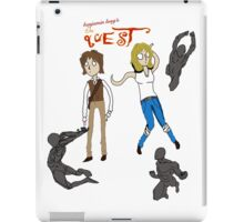 The Quest Cover Art Style 1 iPad Case/Skin