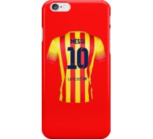 messi t shirt iPhone Case/Skin