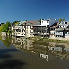 The Grand River Reflections by Gillian Marshall