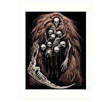 The Gravelord v.2 Art Print