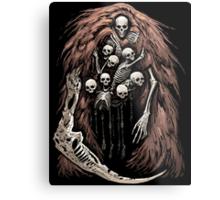 The Gravelord v.2 Metal Print