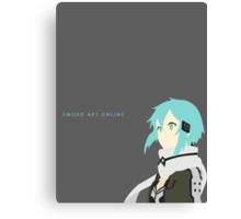 Sword Art Online / Gun Gale Online  Canvas Print