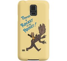 There's a Rocket in my Pocket! Samsung Galaxy Case/Skin