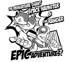Epic Adventures! by kingsandqueens