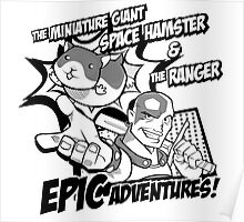Epic Adventures! Poster