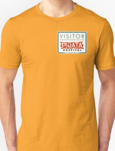 Piñata Hospital - Visitor Badge T-Shirt
