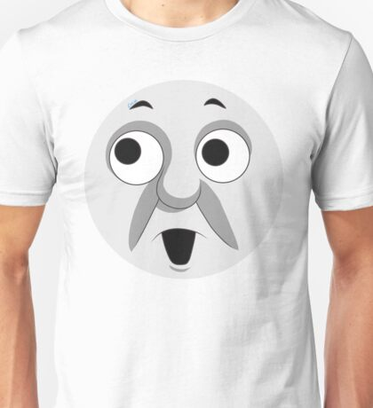 Thomas Shocked Face Unisex T-Shirt