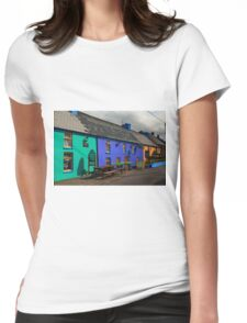Cloghane Womens Fitted T-Shirt