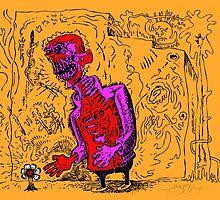 Vegetarian Horror by Dave Stephens